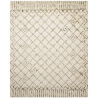 Safavieh Casablanca Dylan 9' x 12' Area Rug in Ivory/Green