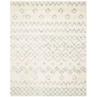Safavieh Casablanca Opal 9' x 12' Area Rug in Ivory/Blue