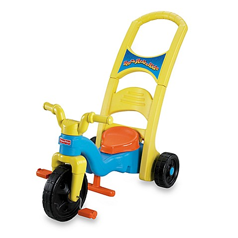 Buy Fisher Price 174 Rock Roll N Ride Trike From Bed Bath