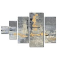 Trademark Fine Art Missing You Multi Panel Canvas Wall Art