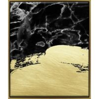 """Wave"" 16-Inch x 20-Inch Canvas Wall Art"