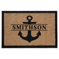 Anchor 24-Inch x 36-Inch Door Mat in Natural