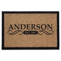 Infinity Anderson 2-Foot x 3-Foot Door Mat in Natural