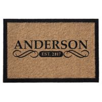 Infinity Anderson 3' x 5' Door Mat in Natural