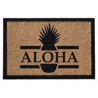 Infinity™ Aloha 3' x 5' Door Mat in Natural