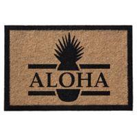 Infinity™ Aloha 3' x 6' Door Mat in Natural
