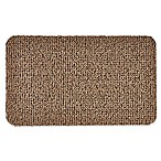 Clean Machine® GrassWorx Flair 18-Inch x 30-Inch Door Mat in Medium Jute