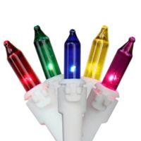 Brite Star 150-Light Incandescent Multicolor Mini Lights