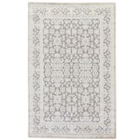 Jaipur Fables Regal 2-Foot x 3-Foot Area Rug in Ivory/Grey