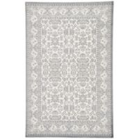 Jaipur Fables Regal 7-Foot 6-Inch x 9-Foot 6-Inch Area Rug in Grey