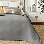 Coastal Living® Matelassé King Blanket in Grey