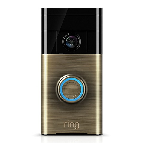 Ring Video Doorbell Bed Bath Amp Beyond