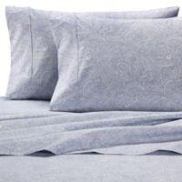 Wamsutta® 625-Thread-Count PimaCott® Paisley California King Sheet Set