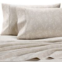 Wamsutta® Floral 625-Thread-Count PimaCott® King Pillowcases in Ivory (Set of 2)