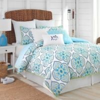 Southern Tide® Summerville Queen Comforter Set in Blue