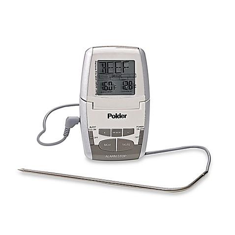 Polder Probe Thermometer Bed Bath Beyond