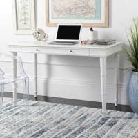 Safavieh Noely Modern Coastal Writing Desk in White