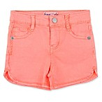 Freestyle Revolution Size 6M Twill Shorts in Coral