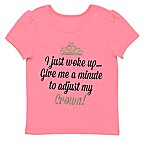 Baby Starters® Size 18M  I Just Woke Up  Short Sleeve T-Shirt in Pink