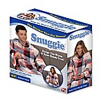 Snuggie® Classic Plaid Blanket in Orange