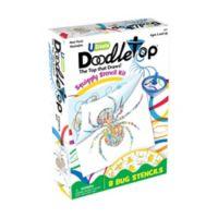 U-Create Bugs Doodletop Stencil Kit