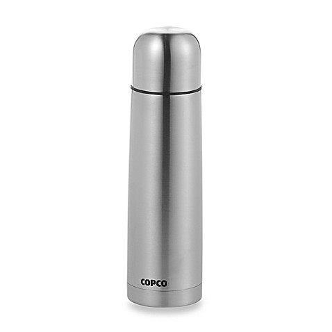 Stainless Steel Thermos 16-Ounce Vacuum Bottle