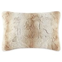Madison Park Zuri Oblong Throw Pillow in Sand