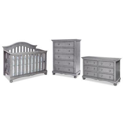 Furniture Collections U003e Westwood Design Meadowdale 3 Piece Nursery  Furniture Bundle Set In Cloud