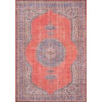 Momeni Afshar 5' x 7'6 Area Rug in Red