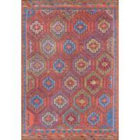 Momeni Afshar Southwest 2' x 3' Multicolor Accent Rug