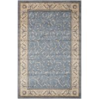 Nourison Somerset 2' x 2'9 Accent Rug in Light Blue