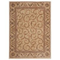 Nourison Somerset 2' x 2'9 Accent Rug in Ivory