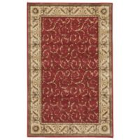 Nourison Somerset 2' x 2'9 Accent Rug in Red