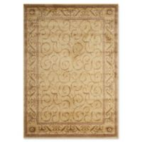 Nourison Somerset 5'3 x 7'5 Area Rug in Ivory