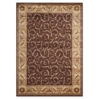 Nourison Somerset 5'3 x 7'5 Area Rug in Brown