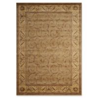 Nourison Somerset 5'3 x 7'5 Area Rug in Light Brown