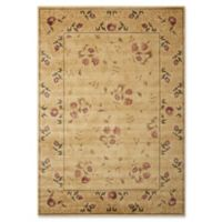 Nourison Somerset 5'3 x 7'5 Loomed Area Rug in Ivory