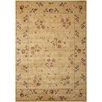 Nourison Somerset 7'9 x 10'10 Loomed Area Rug in Ivory