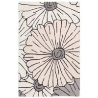 Nourison Home & Garden Fantasy 21' x 33' Area Rug in Ivory/Multi