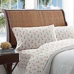 Tommy Bahama® Waikiki Beach Queen Sheet Set in Coral