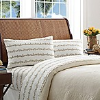 Tommy Bahama® Pineapple Garland Full Sheet Set in Khaki