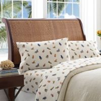 Tommy Bahama® Beach Chairs 200-Thread-Count California King Sheet Set