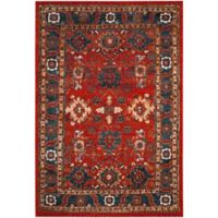 Safavieh Vintage Hamadan 6-Foot 7-Inch x 9-Foot Laleh Rug in Orange