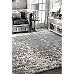 nuLOOM Deedra 5' x 8' Area Rug in Grey