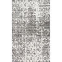 nuLOOM Deedra 8'2 x 11'6 Area Rug in Grey
