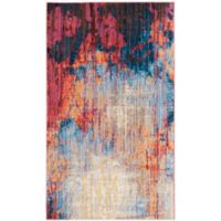 Safavieh Bristol 3-Foot x 5-Foot Jillian Rug in Blue