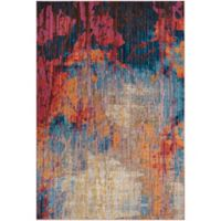 Safavieh Bristol 6-Foot x 9-Foot Jillian Rug in Blue