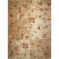 Nourison Somerset Vines 5'3 x 7'5 Multicolor Area Rug