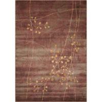 Nourison Somerset Branches 3'6 x 5'6 Multicolor Area Rug