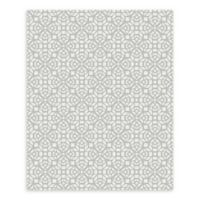 A-Street Prints Element Mosaic Wallpaper in Grey